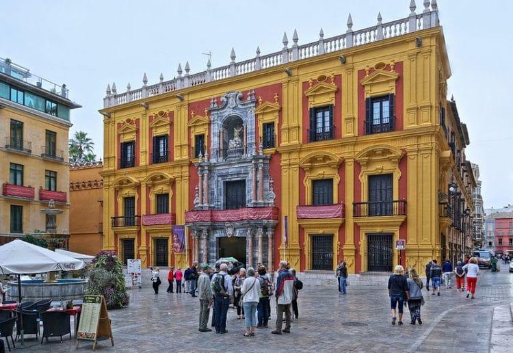 Епископский дворец - достопримечательности Малаги