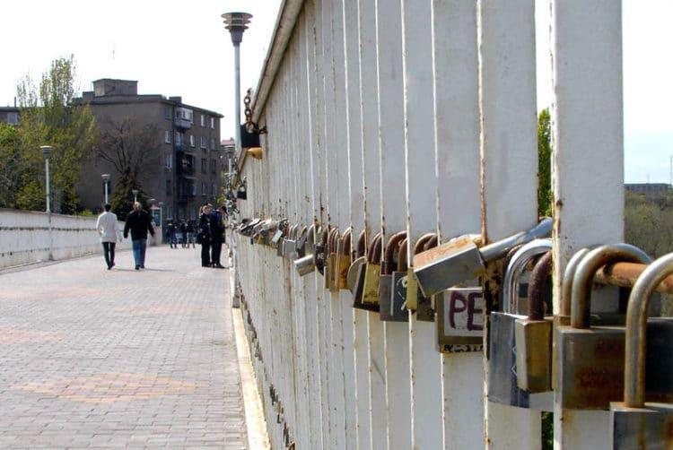 Тёщин мост - достопримечательности Одессы