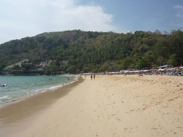 Пляж Най Харн - достопримечательности Пхукета