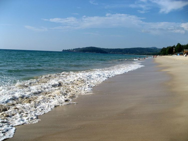 Пляж Банг Тао - достопримечательности Пхукета