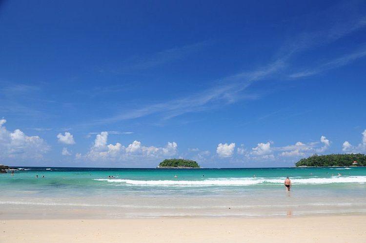 Пляж Ката - достопримечательности Пхукета