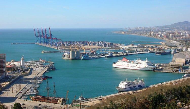 Круизный порт Малага - достопримечательности Малаги