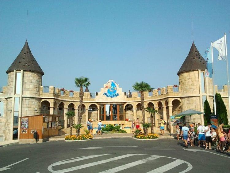 Аквапарк «Aqua Paradise» - достопримечательности Несебра