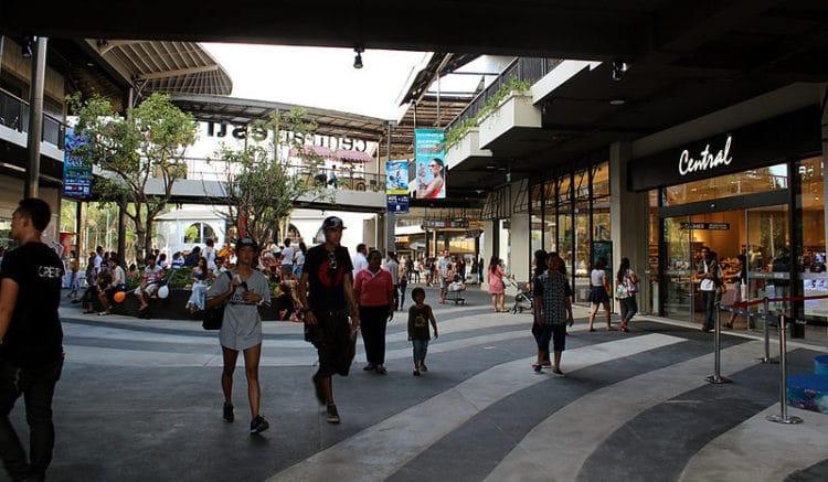 Торговый центр «Central Festival» - достопримечательности Пхукета