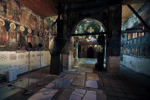 Церковь Св. Стефана - достопримечательности Несебра