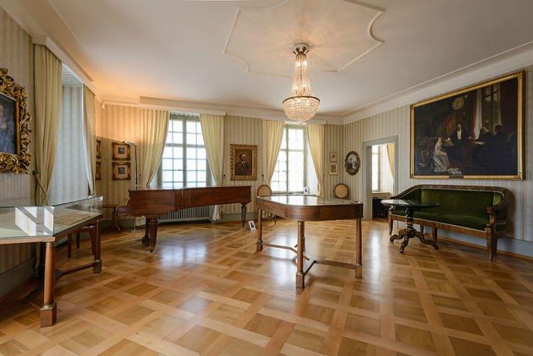 Музей Рихарда Вагнера - достопримечательности Люцерна