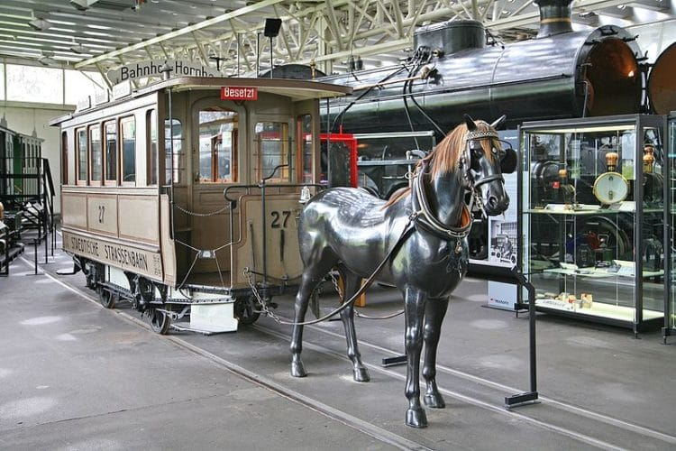 Швейцарский музей транспорта - достопримечательности Люцерна