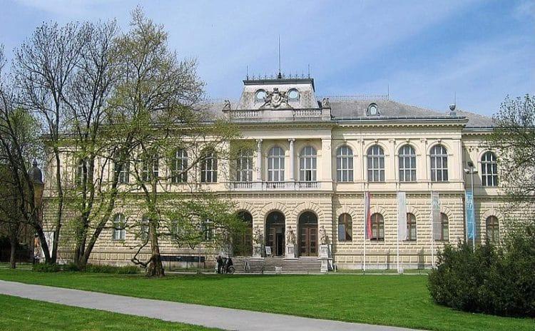 Национальный музей Словении - достопримечательности Любляны