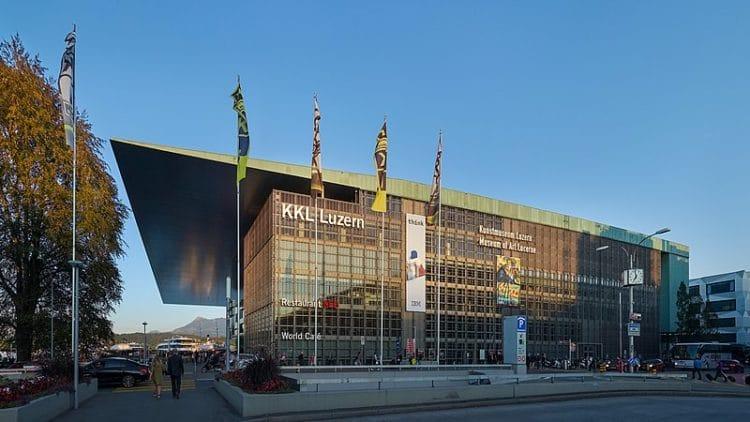 Центр культуры и конгрессов - достопримечательности Люцерна