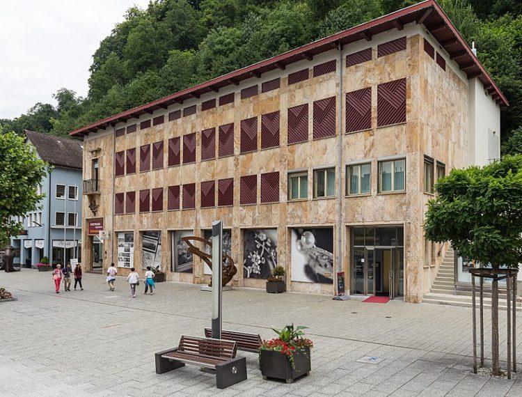 Почтовый музей в Лихтенштейне